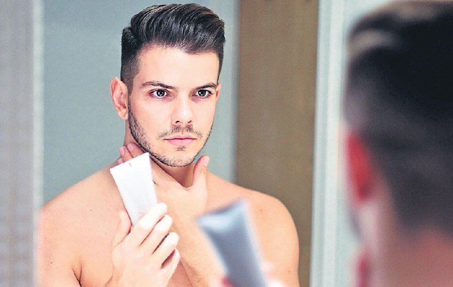 An Epidermis Care Guide for males
