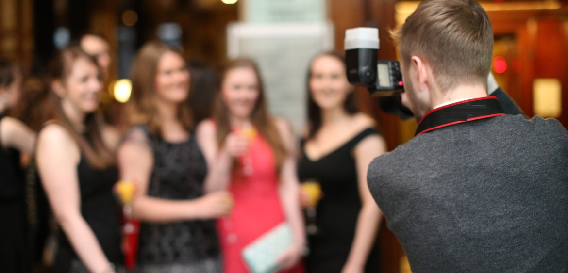 Working With an Event Photographer