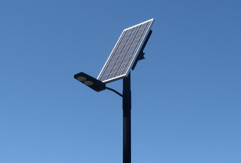 Solar Street Light, An Eco-Friendly Mode Of Lighting An Area!