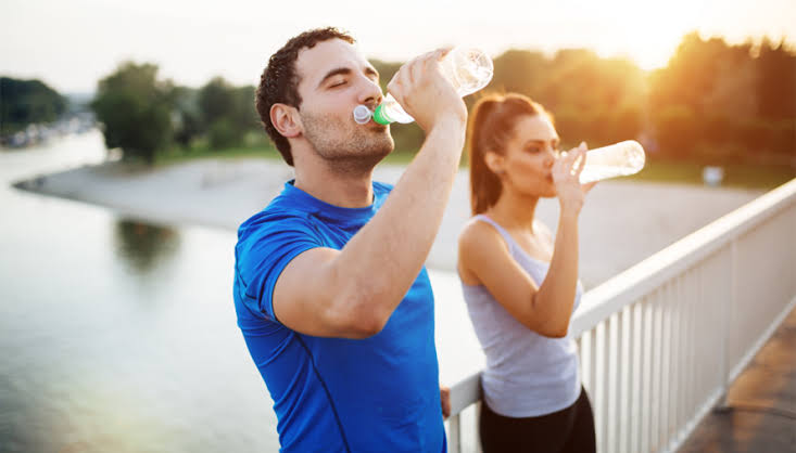 Health Goals to reside By – Stay well hydrated For Overall health