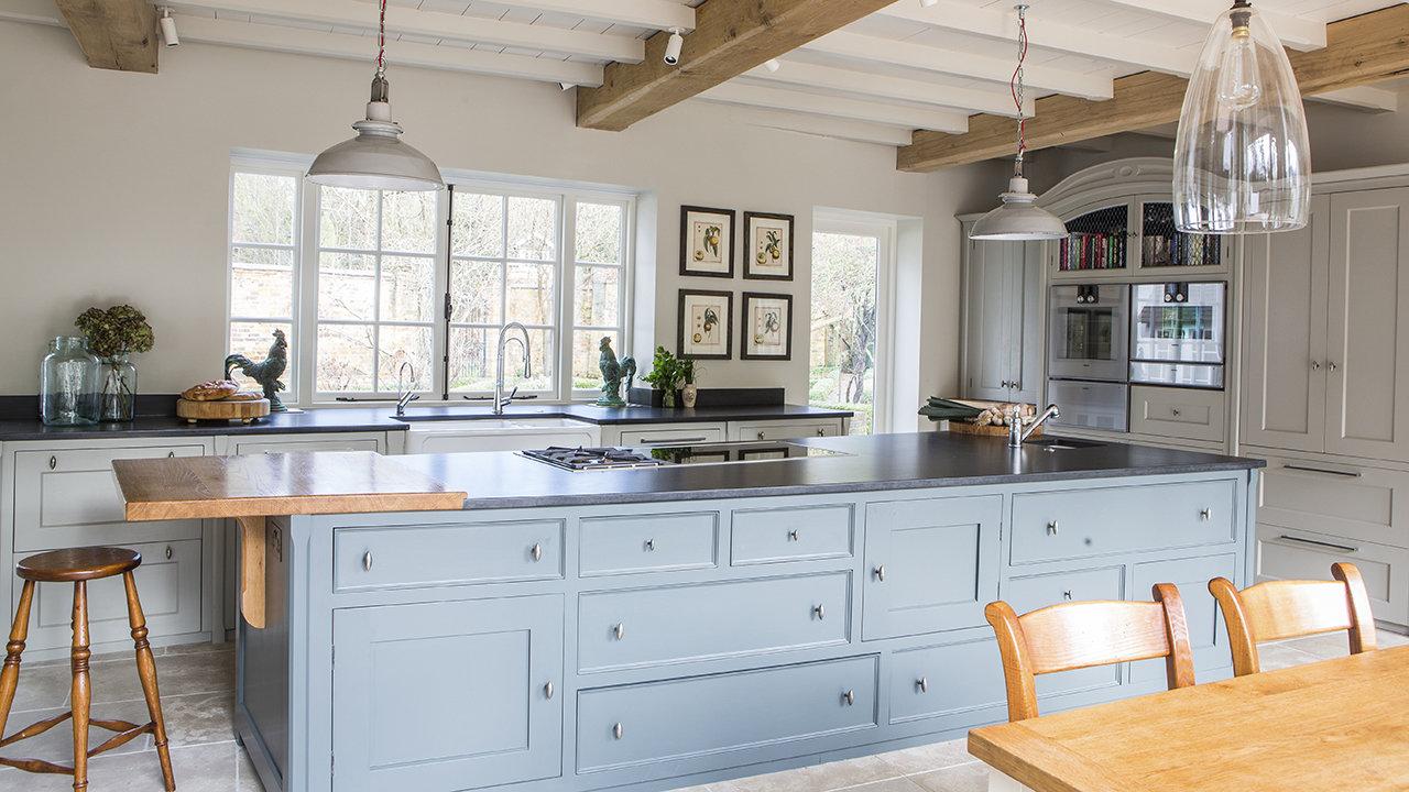 Idyllic Kitchen Interiors
