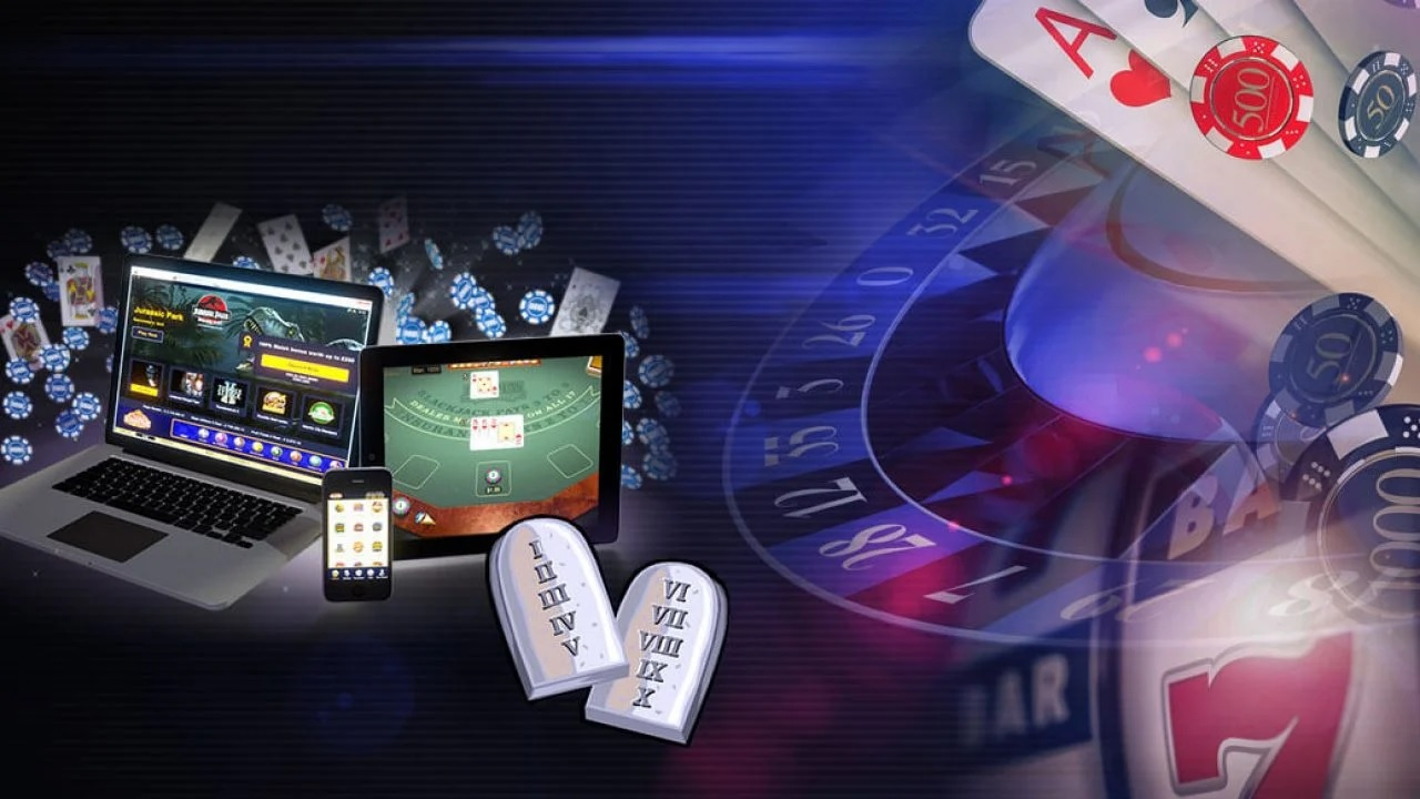 Evaluating Internet Casinos – 5 Important Factors