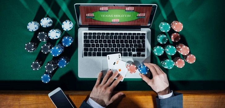 The Evolution of internet Gambling