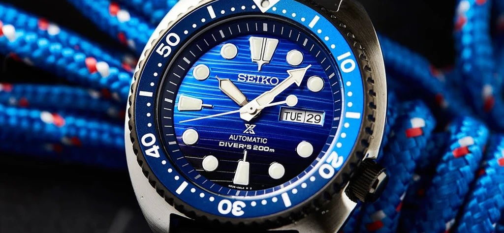 Watches You Will Crave To Wear, Seiko Prospex